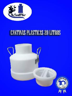cantinas plásticas