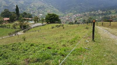 Vendo Hermosa Finca en Corregimiento San Cristóbal - Medellín