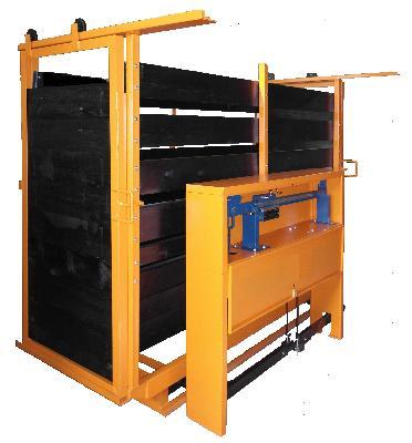 Báscula Ganadera 1500 kg Mecánica.