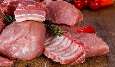 Vendo carne de lechón
