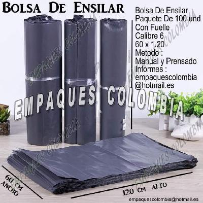 BOLSA DE ENSILAR CALIBRE 6
