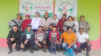 """ASOCIACIÓN COMUNITARIA EL MOLINO """"ASCEMOL"""""""