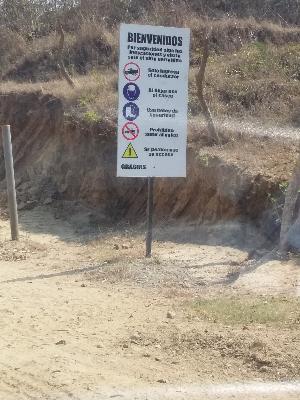 22 ha de terreno con materiales de cantera listas para ser trabajadas